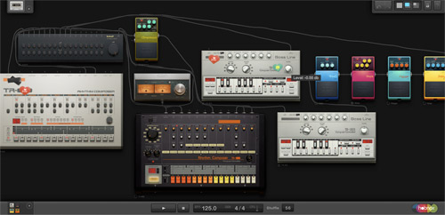 Screenshot Hobnox Audiotools