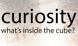 Curiosity – What's Inside The Cube?