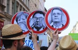Protest (Bild mw238 [CC BY-SA 2.0], via Flickr)