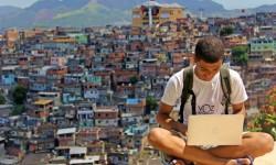 Junge Brasilianer / Rene Silva