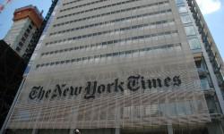 New York Times (Bild: Joe Shlabotnik [CC BY 2.0], via Flickr)