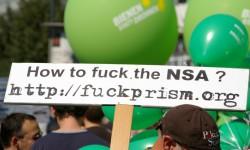 Anti-NSA-Proteste (Bild: Frerk Meyer [CC BY-SA 2.0], via Flickr)