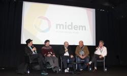 MIDEM Panel (Bild: Tobias Schwarz-Netzpiloten, CC BY 4.0)
