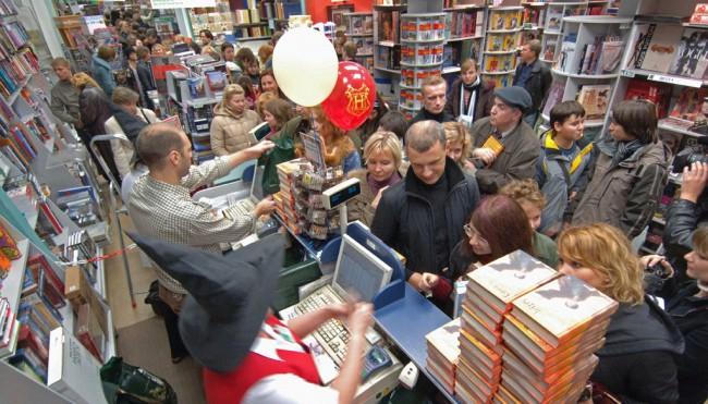 Buchhandlung (Bild: Sergey Pyatakov [CC BY-SA 3.0], via Wikimedia)