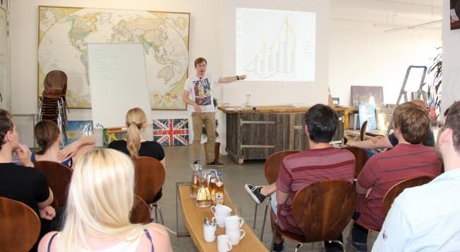 FounderStories (Bild: Lena Himmelreich/Insta Stock GmbH)