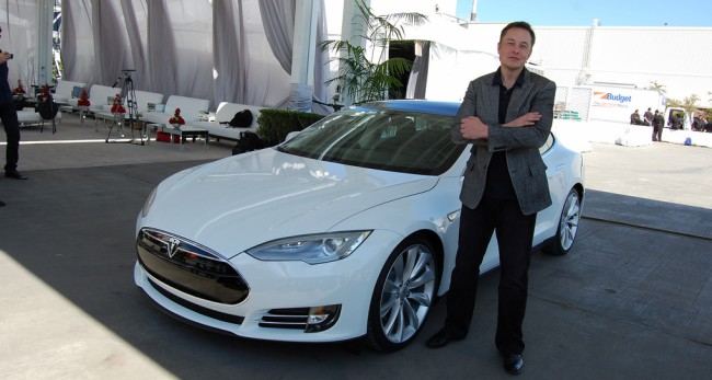 Elon Musk (Bild: Maurizio Pesce [CC BY 2.0], via Flickr)