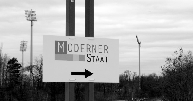 Moderner Staat (Bild: m.a.r.c. [CC BY-SA 2.0], via Flickr)