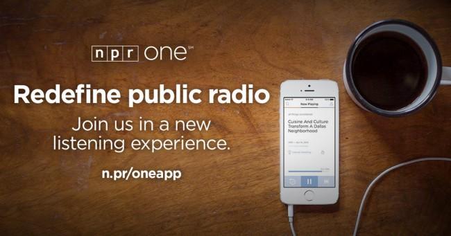 NPR Radio App