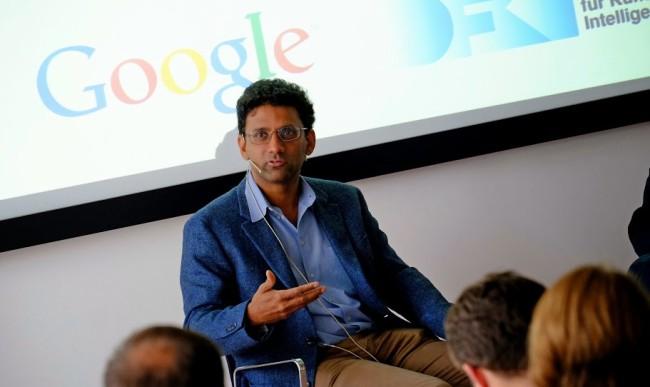Ben Gomes, Vize-Präsident von Google (Bild: a+o GmbH)