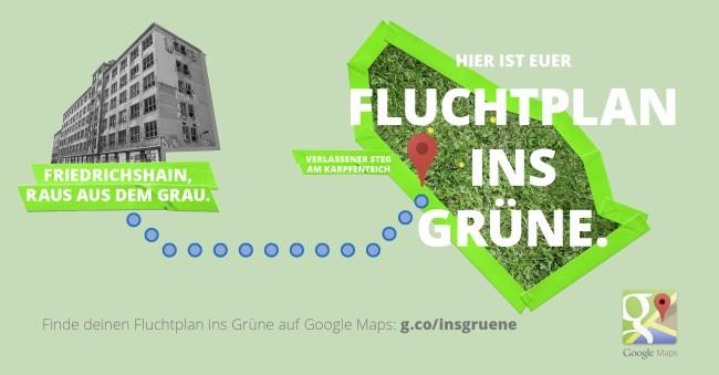 Ins Gruene Friedrichshain