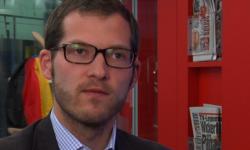 Julian Reichelt (Screenshot aus einem Video von 20zwoelf.de)