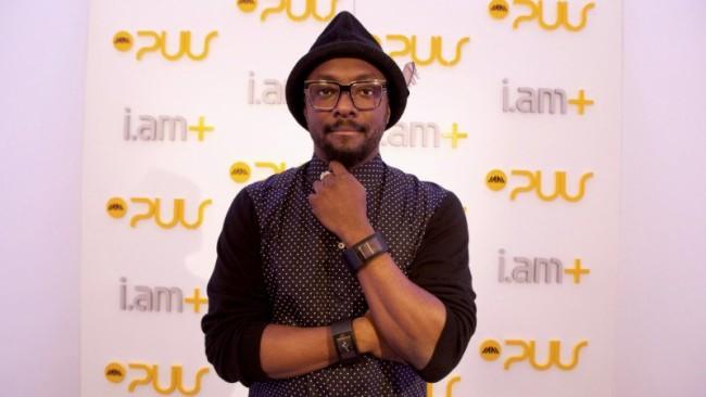 Will.i.am präsentiert seine Smartwatch Puls