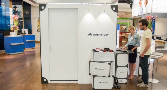 3D-Scanner von Outfittery (Bild: Outfittery)