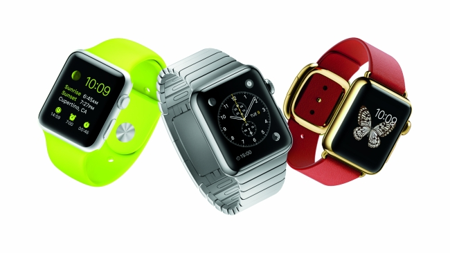 AppleWatch (Bild: Apple)