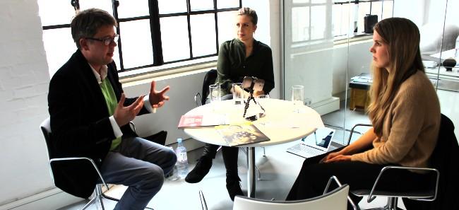 Interview mit Nikolaus Röttgen (Bild: Tobias Schwarz/Netzpiloten, CC BY 4.0)