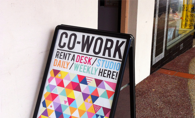 Coworking Space (Bild: janelleorsi [CC BY 2.0], via Flickr)