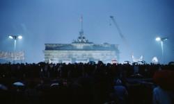 deutschland25 – Google erinnert an den Mauerfall in Berlin (Bild: Raphaël Thiémard [CC BY-SA 2.0], via Flickr)