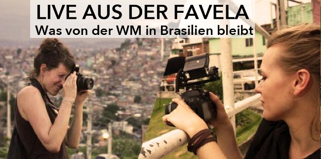 Live aus der Favela (Foto: BuzzingCities)