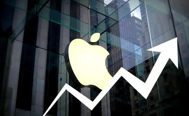 apple, börse, aktie, kurs, symbol