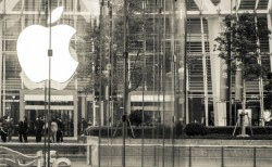apple, shop, logo, apfel,