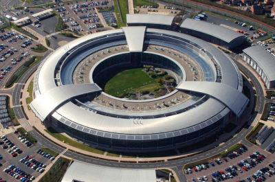 GCHQ Building at Cheltenham, Gloucestershire (adapted) (Image by Defence Images [CC BY-SA 2.0] via Flickr)