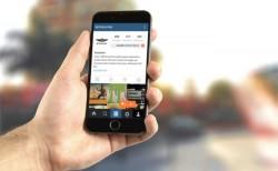Instafall ist eine Tweetdeck für Instagram