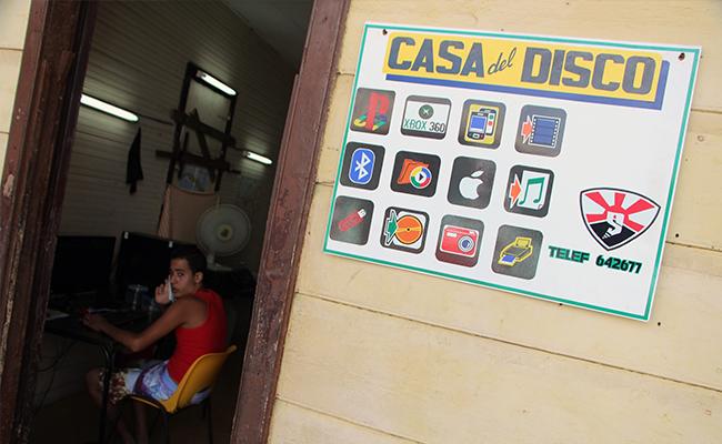 App Store, Kuba, Apps