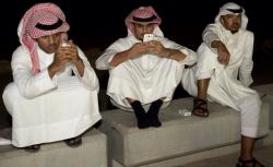 Social Media Nutzung in Katar [CC BY-SA 2.0], via Flickr)