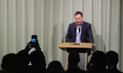 Peter Thiel zu Gast in Berlin