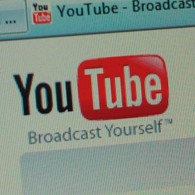 Youtube logo (adapted) (Image by Andrew Perry [CC BY 2.0] via Flickr)