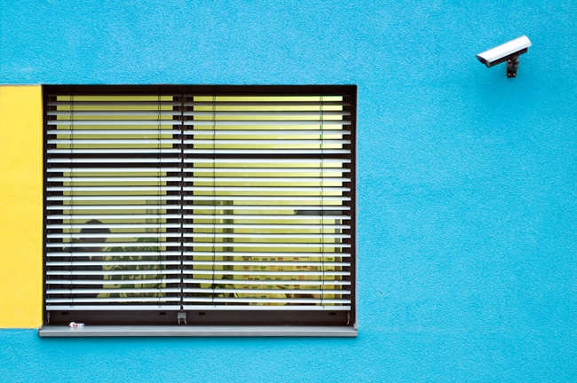 Überwachung (Bild: Namelas Frade [CC BY-NC 2.0], via Flickr)