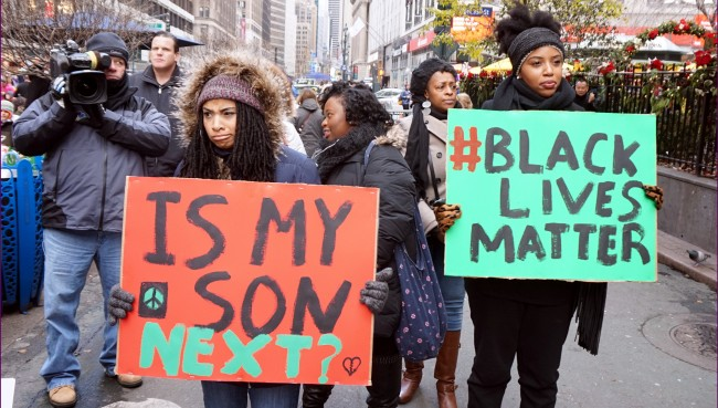 Black Lives Matter (Bild: The All-Nite Images [CC BY-SA 2.0], via Flickr)