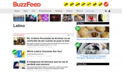 BuzzFeed Latino Tag (Bild: Screenshot, via BuzzFeed)