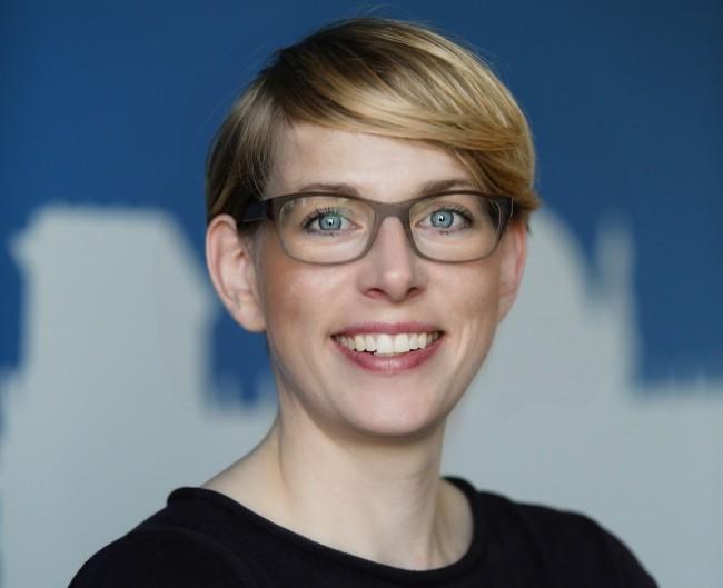 Eva-Maria Kirschsieper von Facebook Deutschland (© Frank Ossenbrink/Media Group GmbH)