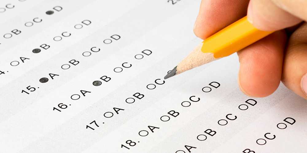 Exam (adapted) (Image by Alberto G. [CC BY 2.0] via Flickr)