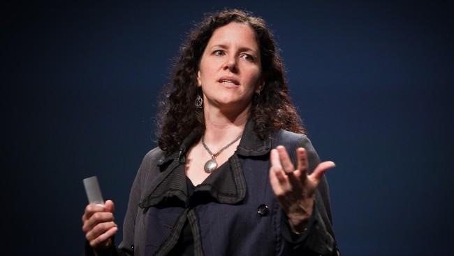 Laura Poitras auf der PopTech 2010 (Bild: Kris Krüg, CC BY-SA 2.0)