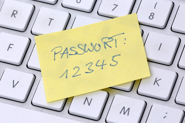 Passwort (Bild: Tim Reckmann [CC BY-NC-SA 2.0] via flickr)