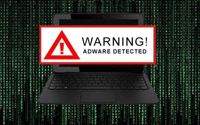 Adware Detected Laptop (Bild: Isaiah van Hunen [CC BY-SA 2.0] und HP Deutschland [CC BY-NC-SA 2.0])