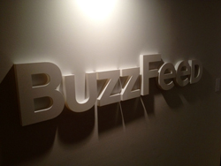 BuzzFeed (Bild: Matt Haughney [CC BY-NC-SA 2.0] via Flickr)