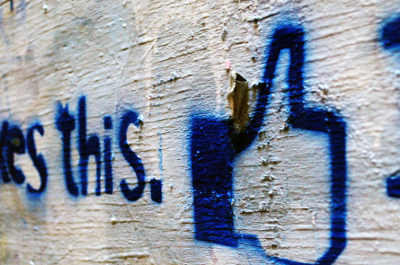 Facebook's Infection (adapted) (Image by Ksayer1 [CC BY-SA 2.0] via Flickr)