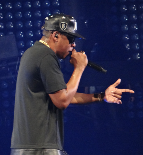 Jay-Z (adapted) (Image by Daniele Dalledonne [CC BY-SA 2.0] via Flickr)