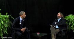 Obama Between two ferns (Bild: Screenshot, via YouTube)