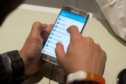 Samsung Galaxy S6 Edge by Kārlis Dambrāns (CC BY 2.0) via Flickr