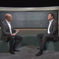 Medienethik-Gespräch zwischen Alexander Filipović und Jörg Sadrozinski über Journalismus