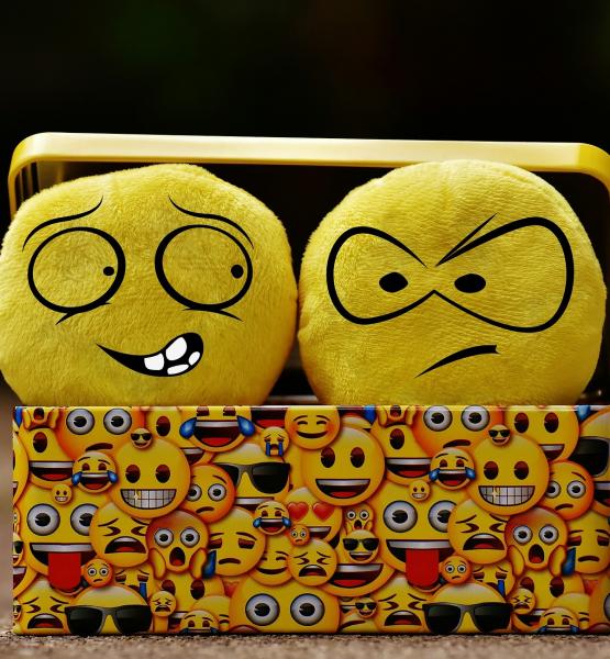 Emoticon (adapted) (Image by Alexas_Fotos [CC0 Public Domain] via Pixabay)