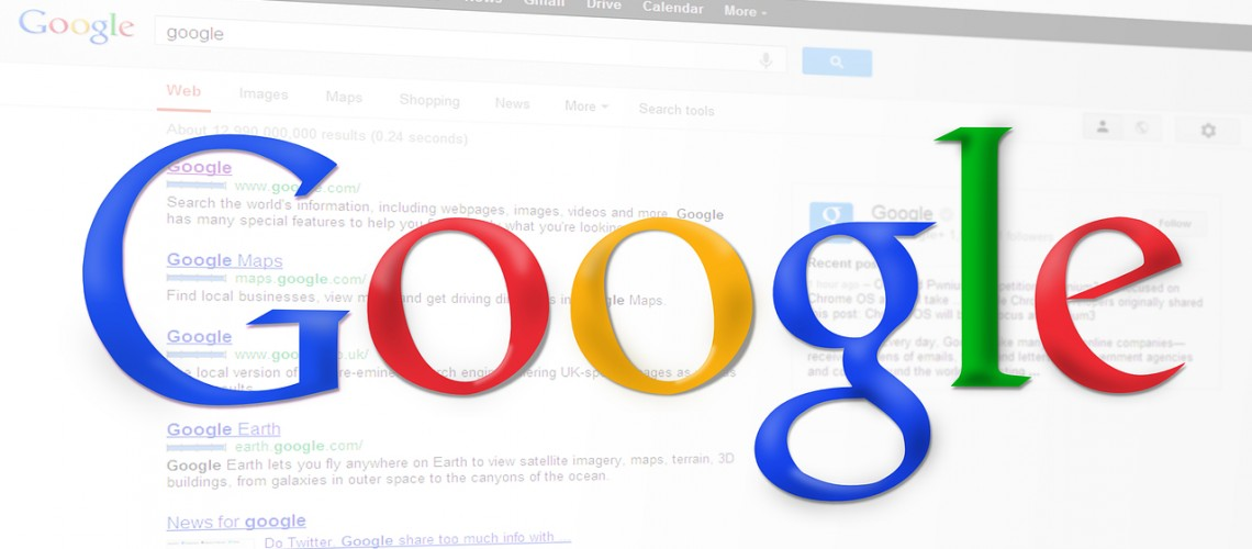 Google (image by Simon [CC0] via pixabay)
