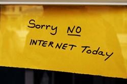 No Internet Today (Bild: Marcelo Graciolli [CC BY 2.0] via flickr)