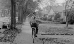 Paperboy in 1963 (Image: Joyner Library at East Carolina University)