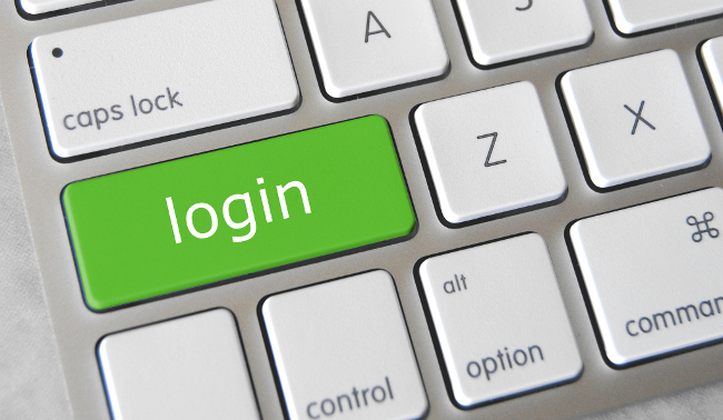 """Login """"adapted"""" [by GotCredit (CC BY 2.0) via Flickr]"""