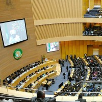 50th anniversary African Union Summit in Addis Ababa, Ethiopia (Image: State Department [Public Domain], via Wikimedia Commons)